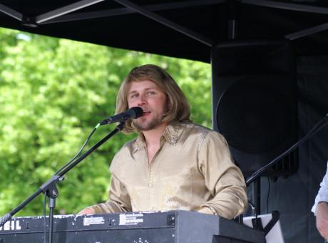 Vision ABBA Tribute Goteborgsvarvet