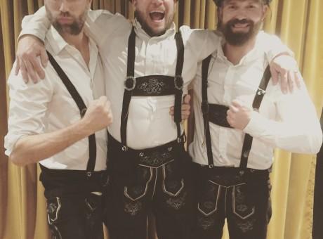 Oktoberfest Band Göteborg Pop Tease