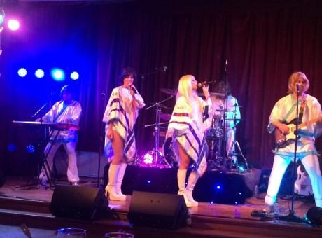 Vision ABBA Tribute Goteborg Sverige