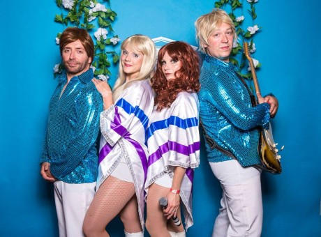 Vision ABBA Tribute Band UK