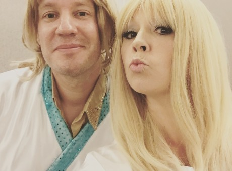 Vision ABBA Tribute Show Band Agnetha and Bjorn