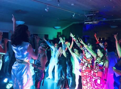 Vision ABBA Tribute Dancefloor