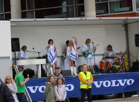 Abba Tribute Volvo Göteborgsvarvet