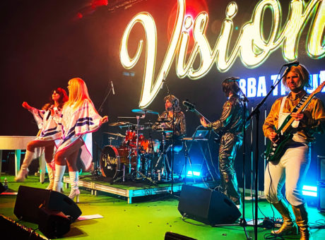 Vision ABBA Tribute Infra City Stockholm